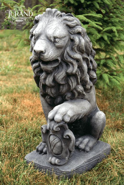 1529 Lew Duży z Tarczą lewy