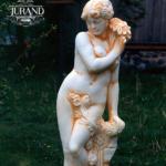 1561 Kobieta z Kwiatem