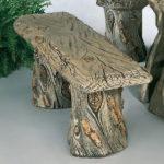 5001 Ławka Drewno