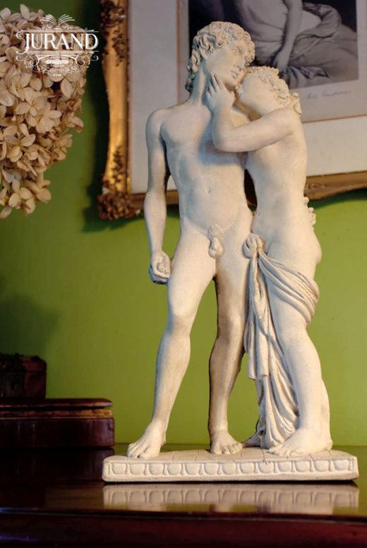 1619 David i nieznajoma