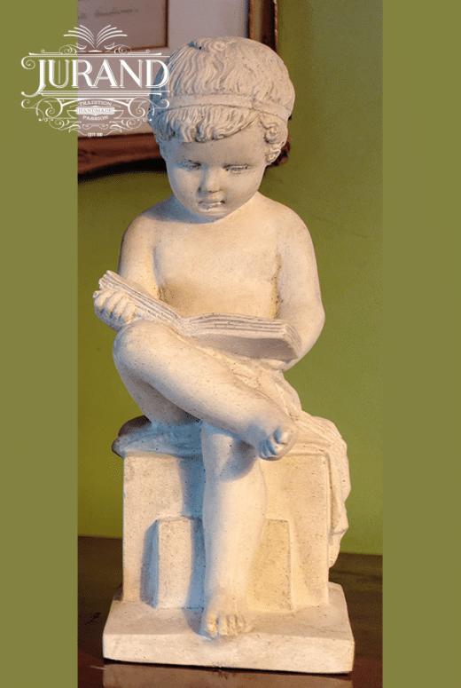 1621 Chłopiec czytający