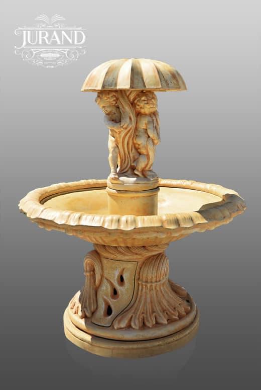 1090 Fontanna Włoska z parasolem