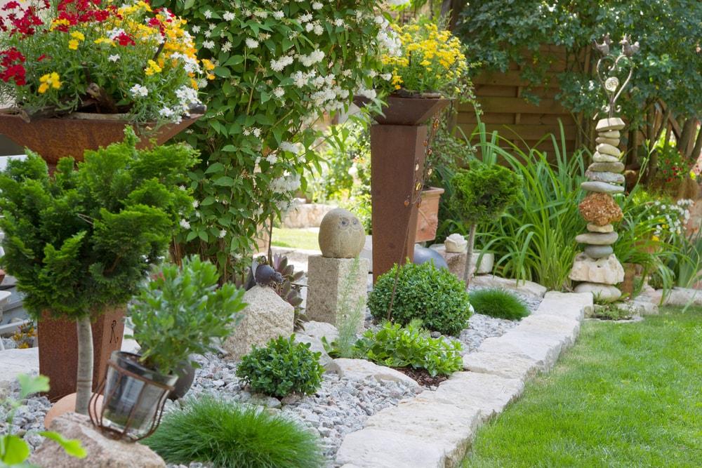 ozdoby betonowe do ogrodu